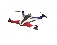 JR Ninja 400MR 3D Quadcopter RTF w/XG6 TX/RG731BX
