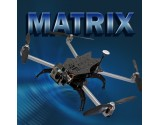 Turbo Ace Matrix-G + Devo 10: NAZA-M V2, GPS, Gyrox-3, Vib Isolation, RX, Telemetry, 8000mAh, B601