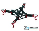 ZealHeli CNC Quadcopter Kit (Red) - Blade Nano QX FPV