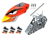 Microheli Advanced X Frame - BLADE 130 S
