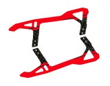 """Microheli Carbon Fiber Landing Skids """"F"""" Style (R) (for MH Landing Gear series)"""