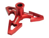 Microheli CNC Aluminum Swashplate Leveler (RED) - BLADE 180 CFX/130 S/150 S/FUSION 180