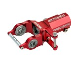 Microheli Precision CNC Aluminum Tail Gear Case (RED) - BLADE 180 CFX