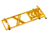 Microheli 7075 Aluminum Bottom Frame (GOLD) - BLADE 180 CFX / FUSION 180 / 150 S