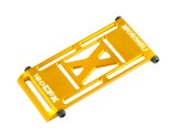 Microheli 7075 Aluminum Battery Tray (GOLD) - BLADE 180 CFX