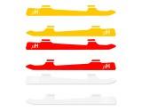 "Microheli Low Profile Landing Skids ""U"" Style Sticker set (for MH Landing Gear series)"