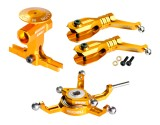 Microheli CNC Blade 230 S Power package (GOLD) - BLADE 230S / 230S V2 / 250 CFX