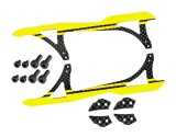 "Microheli Carbon Fiber Landing Skids ""A"" Style (Y) (for MH Landing Gear series)"