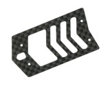 Microheli Carbon Fiber Bottom Tray (for MH Frame BLADE 2SRX series)