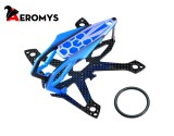 Microheli AEROMYS 100 Racing Frame Kit (BLUE)