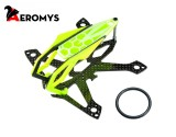 Microheli AEROMYS 100 Racing Frame Kit (YELLOW)