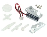 Microheli Digital Ultra-Micro Precision Reversed Servo/ AL Upper Case - BLADE 180 CFX