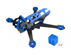 Microheli Carbon Fiber Frame (BLUE) - EMAX Tinyhawk Freestyle 115mm