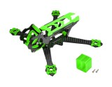 Microheli Carbon Fiber Frame (GREEN) - EMAX Tinyhawk Freestyle 115mm