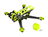 Microheli Carbon Fiber Frame (YELLOW) - EMAX Tinyhawk Freestyle 115mm