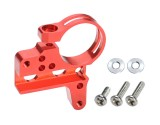 Microheli Aluminum Tail Motor Mount (RED) - ESKY 150X / BLADE 70 S