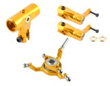Microheli Precision CNC Power Package (GOLD) -BLADEFUSION 180