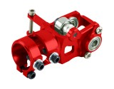 Microheli Precision CNC Aluminum Tail Pulley Case (RED) - BLADEFUSION 180