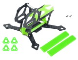 Microheli Carbon Fiber Frame Without Ducted (GR) - MOBULA6 HD