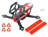 Microheli Carbon Fiber Frame Without Ducted (RD) - MOBULA6 HD