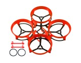 """Microheli CNC Carbon Fiber W/ 3D Printing Ducted Style """"D"""" Frame (RD) - MOBULA7 HD"""