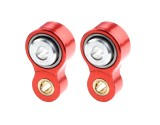 Microheli Aluminum Double Bearing Tail Blade Grip Arm set (RED) - WALKERA V450D03